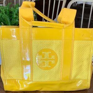 Tory Burch Tote Bag (Yellow)